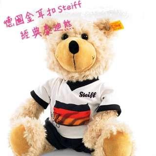 🚚 德國Steiff 經典泰迪熊