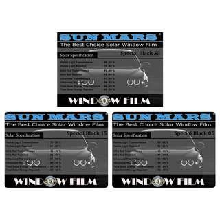Sun Mars Special Black Waranty 5 Years