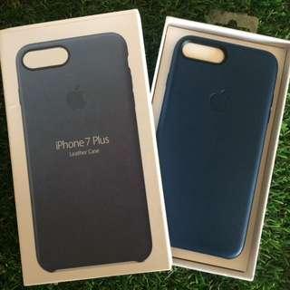 iPhone 7 Plus Leather Case