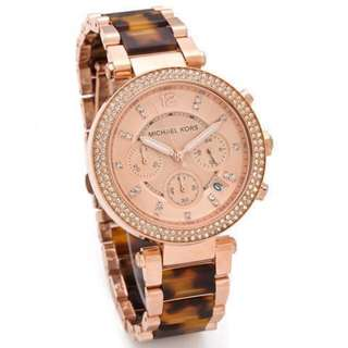 ⭐️Mk 5538 Michael Kors Ladies Watch