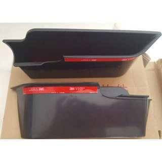 Mini F56 3-door Side Pocket Storage