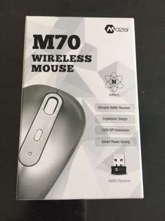 Mazer wireless mouse