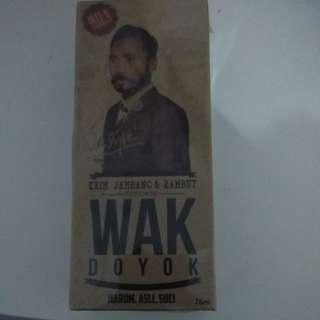 Instock Wak Doyok...