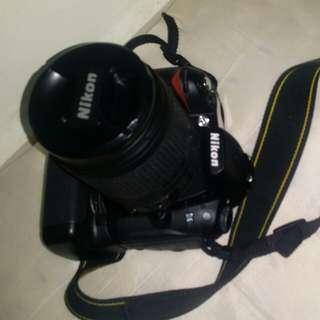 DSRL Nikon D90 Good condition
