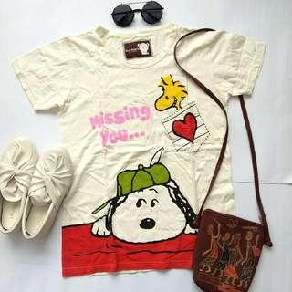 Snoopy tees