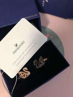 Swarovski bracelet FACET SWAN 手鐲