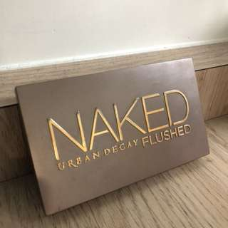 Urban Decay Naked Flushed-Native