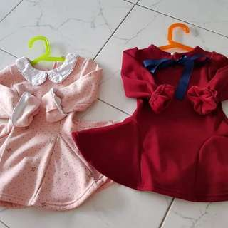 Autumn wear for kids (girl, size 100, 2.5-3.5 years old)