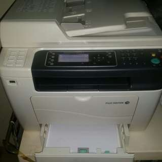FUJI XEROX multifunction printer M255Z free 1 cartridge