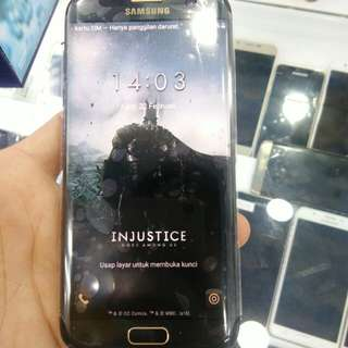 Samsung S7 EDGE 32gb Batman Edition mulus fullset black sein nokendala