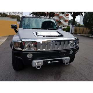 Hummer H3 3.7 Auto Luxury