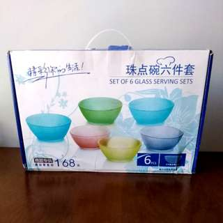 Colorful Soup Bowl
