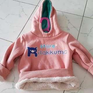 Autumn wear for kids (girl, size 120)