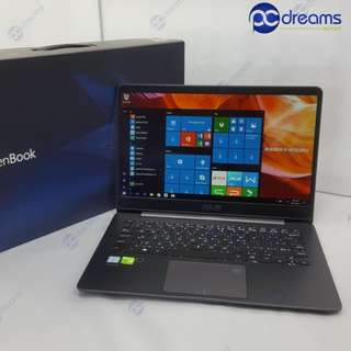 "ASUS ZENBOOK UX430UQ - GV229T [BRAND NEW] [i7/8GB/256GB SSD/GT940MX 2GB/14""FHD] [PC DREAMS OUTLET]"