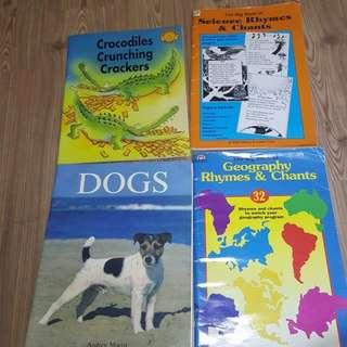 Big Books for kids