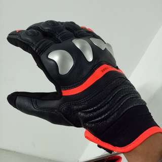 Dainese X strike glove
