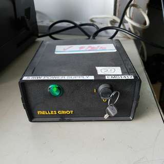 Melles Griot 05-LPL-902-065 Laser Power Supply  @A6/1