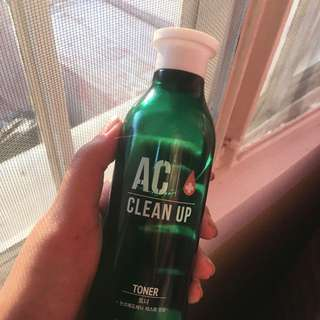 AC Clean Up Toner