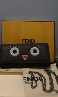 Fendi Hypnoteyes Wallet on Chain