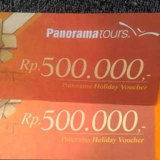 PANORAMA TOUR VOUCHER