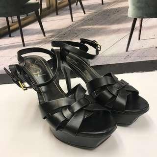 Yves Saint Laurent Leather High Heel