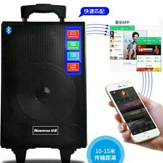 Portable Speaker with Bluetooth Pre-order