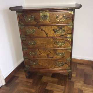 Korean Chest Of Drawers