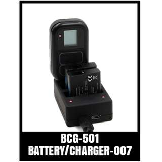 GP MULTI FUNCTIONAL CHARGER FOR HERO5 BATTERY AND WIFI BCG-501