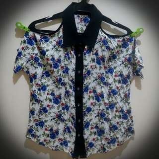 Floral Blouse from Jellybean