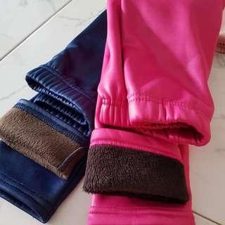 Winter wear, pants (girl, size 110)
