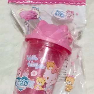 Hello Kitty Zip Cup