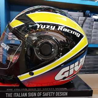 Helmet Yuzy Racing