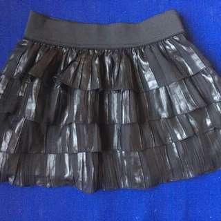 Shapes Mini Skirt