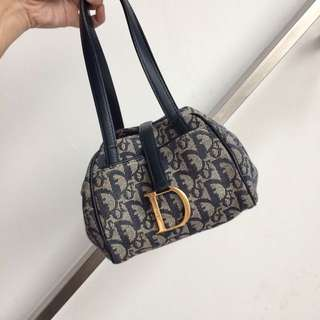 Preloved DIOR Trotter Handbag