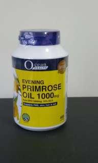 Evening primrose oil 50% discount!