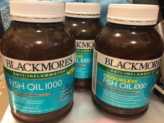 Blackmores Fish Oil 1000
