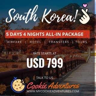 Sweet South Korea