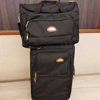 Samsonite luggage / koper kecil