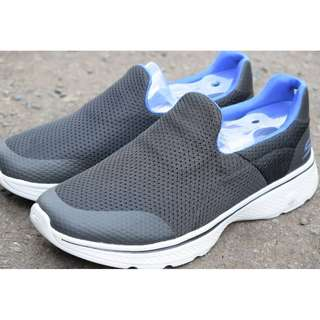 Skechers GoWalk 4 Incredible Black Blue