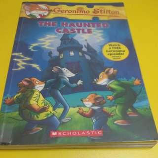 G.Stilton-The Haunted Castle
