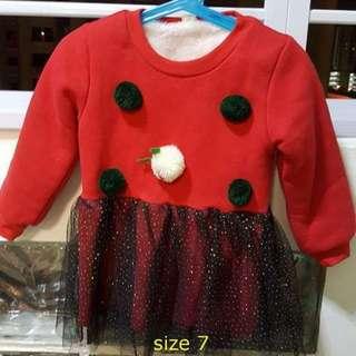 Winter wear (girl, size 7)