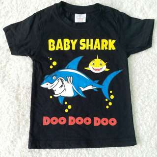 Baby shark dododo tshirt