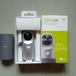 LG 360 cam LGR.105AVRZTS