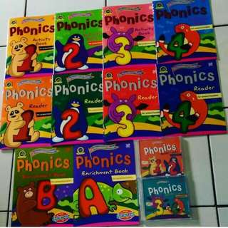English Reading+Activity Book