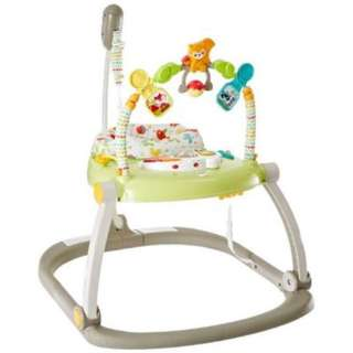 Baby Qiner 2 in 1 Jumperoo + Walker