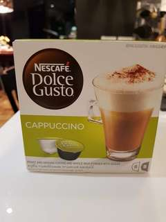 Dolce Gusto Capuccino Pods