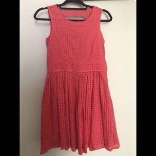 Super cute little red dress