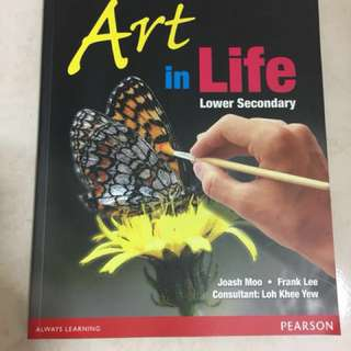 Art In Life Lower Secondary Textbook@