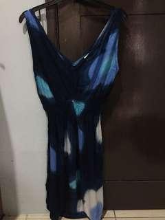 Dress/baju pantai