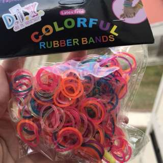 rubberbands for crafting